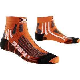 X-Socks Run Speed Two Socks orange/black
